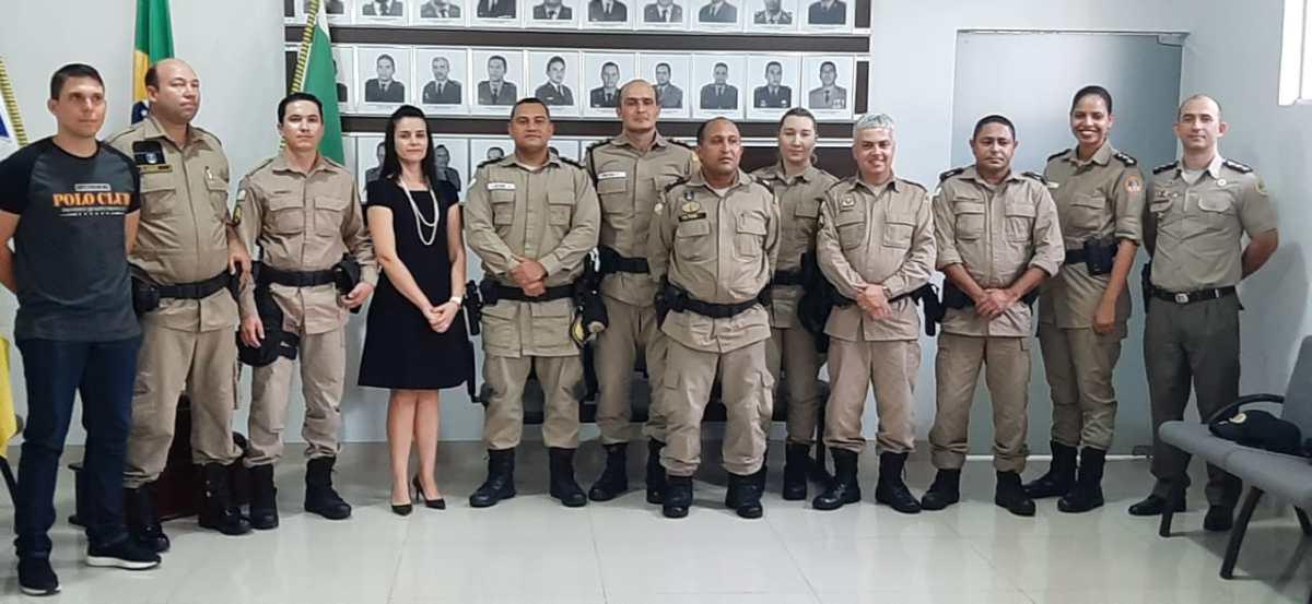 Policiais militares concluem curso da Patrulha Maria da Penha em Gurupi - Surgiu