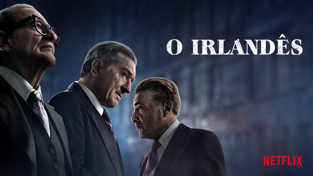 Filme 'O Irlandês', de Martin Scorsese com a Netflix, será exibido no Cine Cultura em Palmas