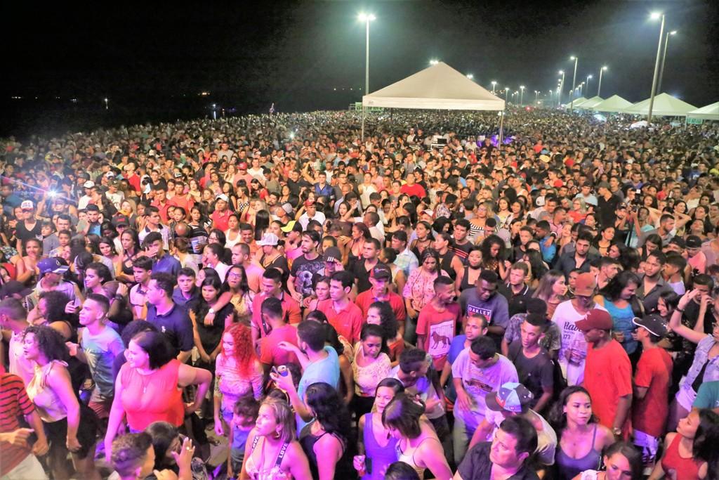 Shows e esportes farão a festa de aniversário de Araguaína nesta quinta (14)