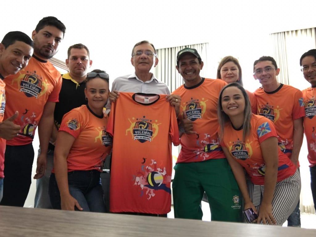 Prefeitura de Pium realiza 3º Torneio de Voleibol Vale do Araguaia