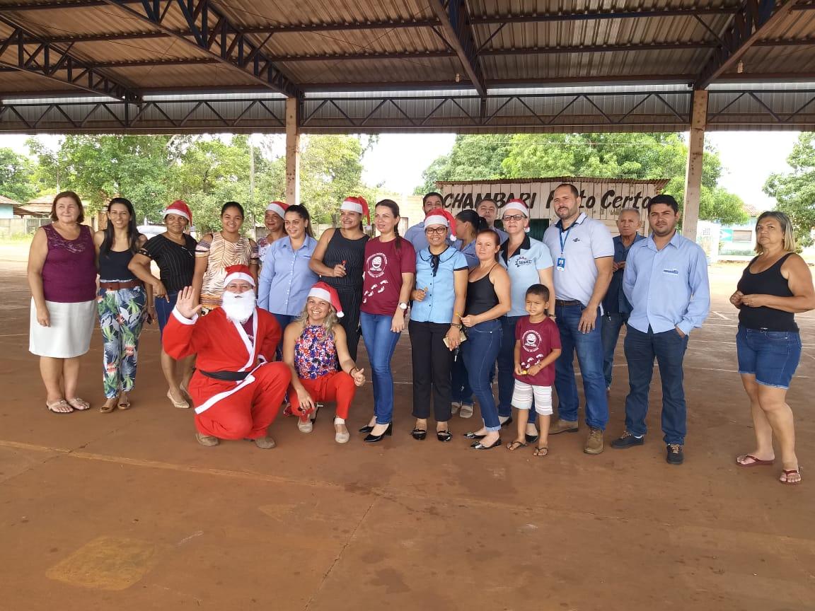 Prefeitura de Marianópolis realiza campanha Natal Premiado