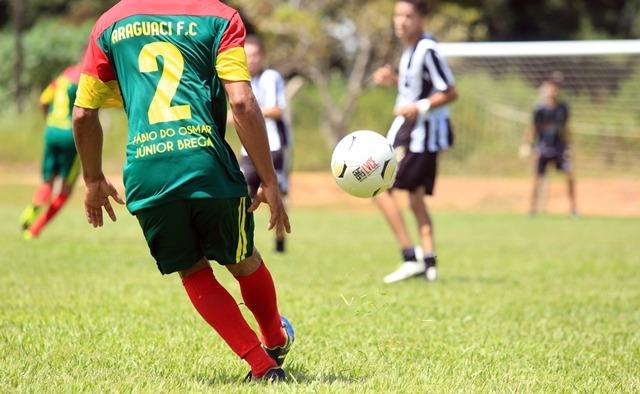 Araguaína sedia torneio de futebol de base com mais de 60 equipes de três estados