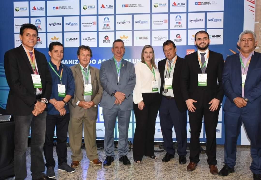 Nilton Franco participa do 23° Congresso da União Nacional de Legisladores e Legislativos Estaduais