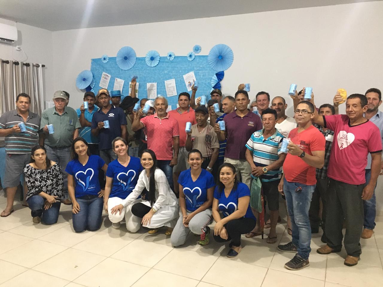 Prefeitura de Tabocão realiza programação alusiva à saúde do homem