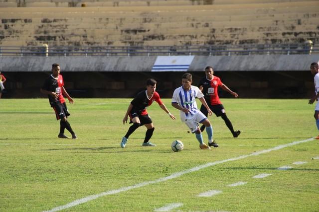Copinha: técnico do Capital avalia como difícil grupo com Atlético-MG e River-PI
