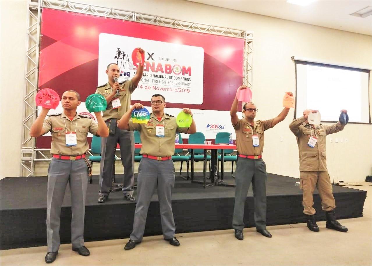 Bombeiros militares tocantinenses garantem boa participação no Senabom
