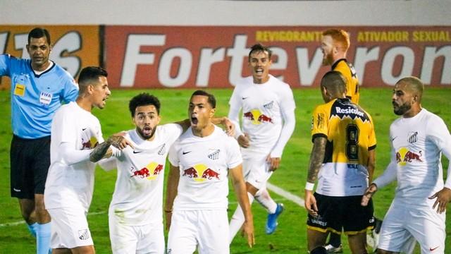 Bragantino empata com o Criciúma e conquista o título da Série B