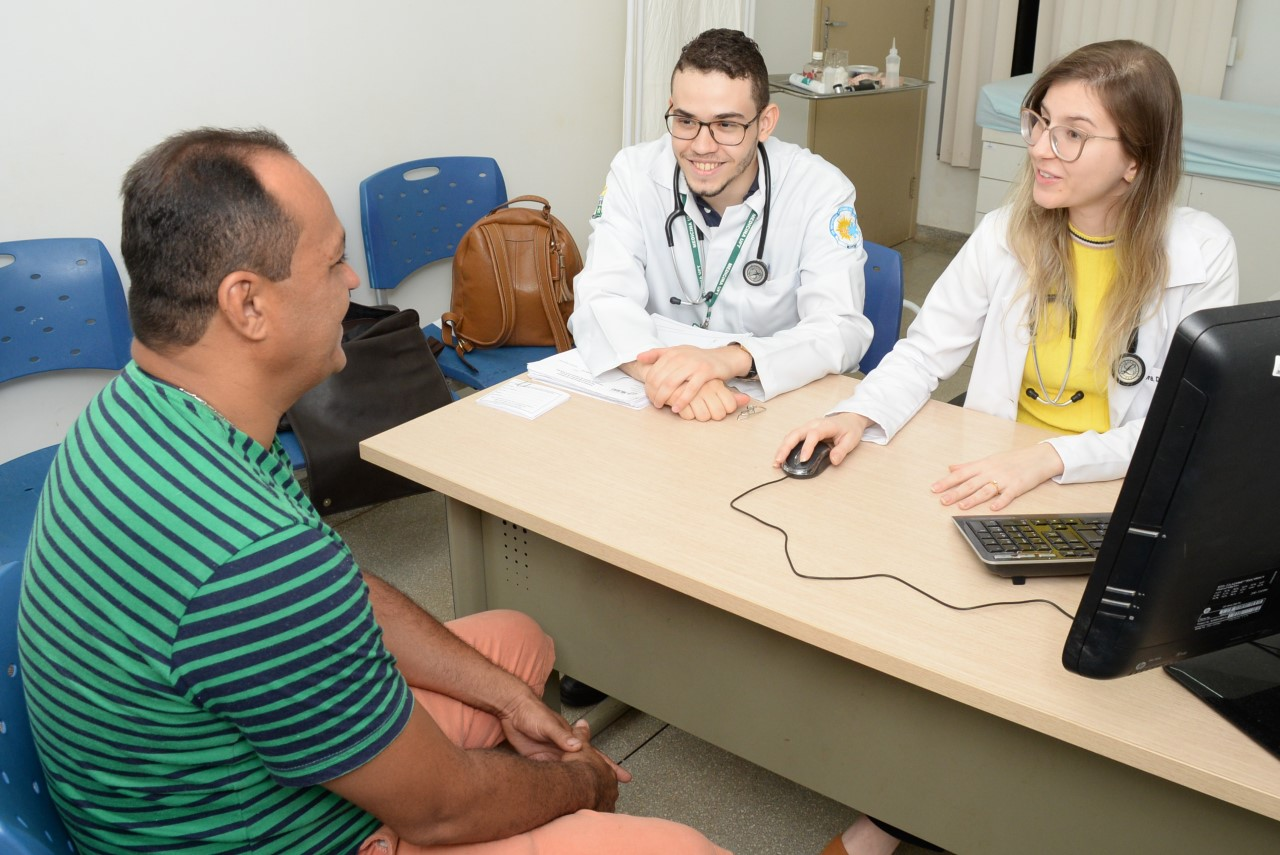 Ações seguem nesta quarta e quinta nos Centros de Saúde da Comunidade na Capital