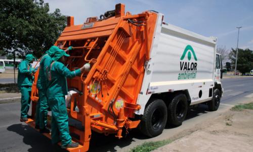 Prefeitura de Palmas informa que não haverá descontinuidade aos serviços de coleta de lixo