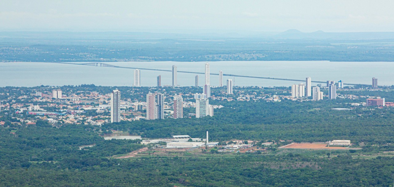 Acidente na área industrial de Palmas leva motociclista a óbito
