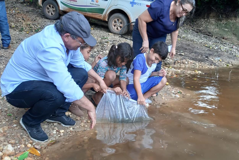 Iniciativa do MPTO orienta alunos sobre preservação do meio ambiente em Arapoema e Pau D'Arco