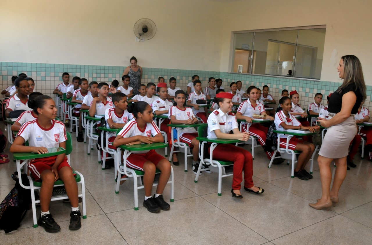 Rede Municipal de Palmas inicia período de matrículas nesta segunda-feira, 18