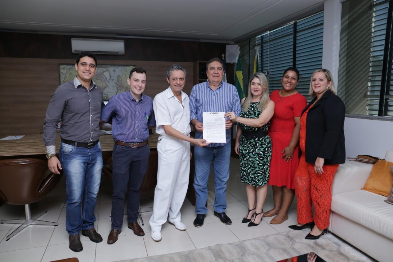 Prefeitura de Gurupi credencia mais quatro novos profissionais da saúde no IPASGU