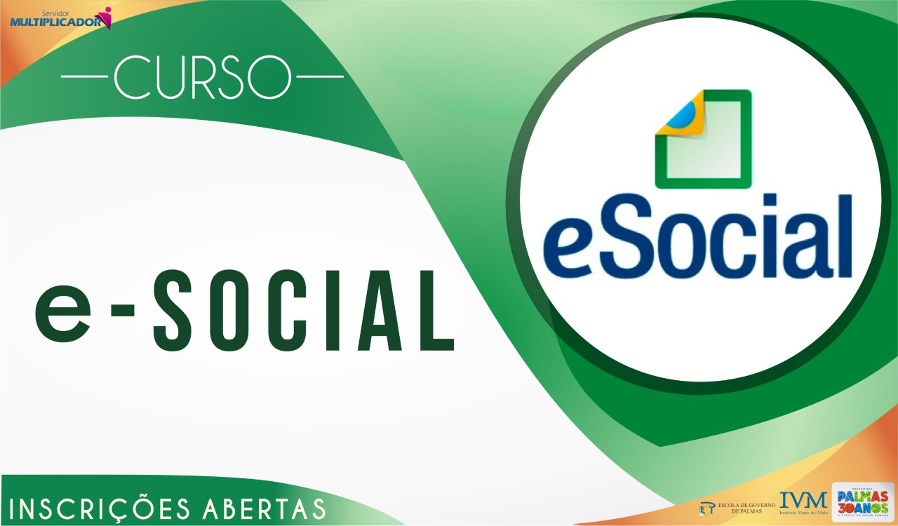 Abertas as inscrições para a qualificação profissional em 'eSocial'