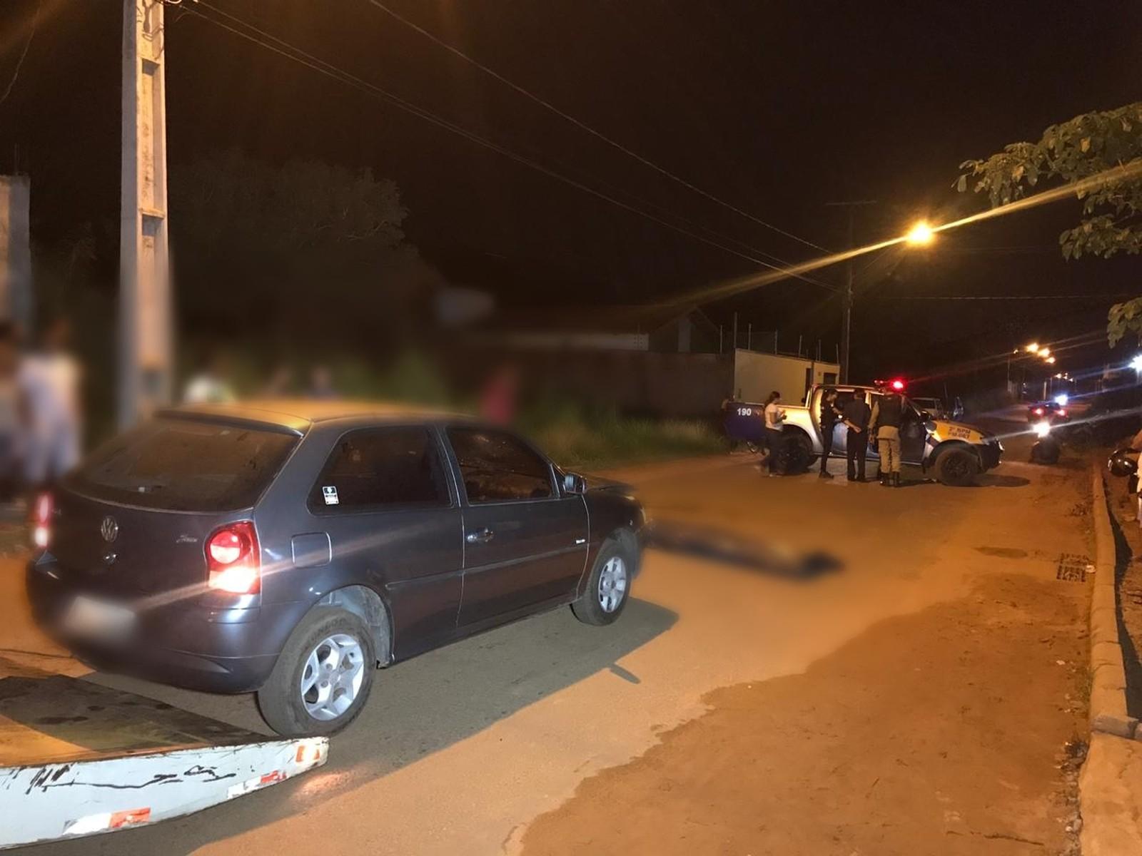 Ciclista morre atropelado em avenida de Araguaína e motorista foge sem prestar socorro