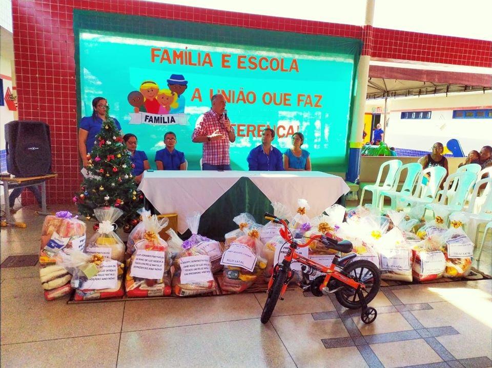 Cmei Raio de Luz realiza último 'Dia da Família na Escola' do ano em Fátima