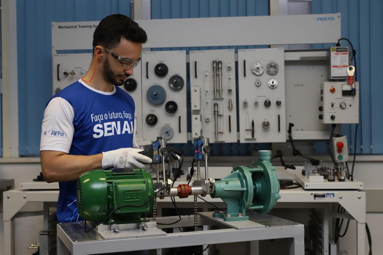 Últimos dias de promoção na matrícula de cursos técnicos do SENAI em Araguaína e Xambioá