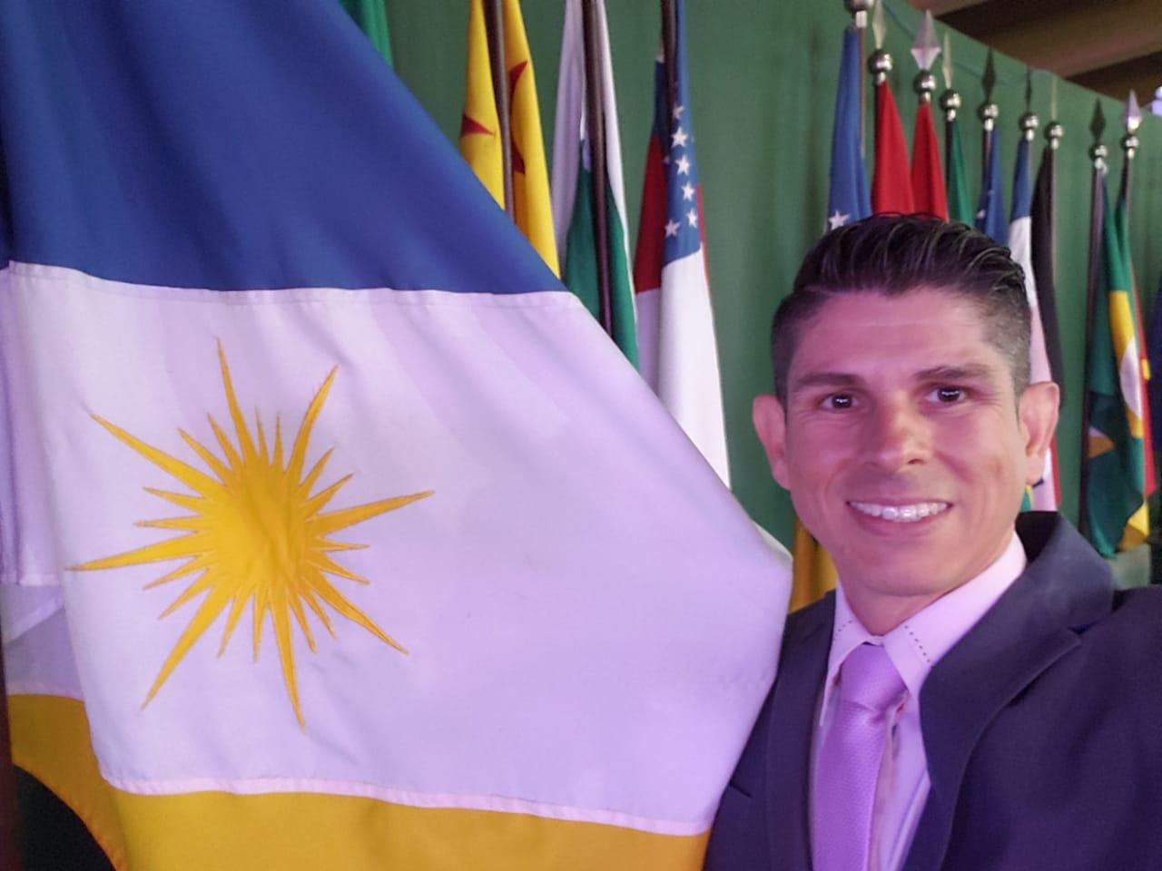 Delegado Tiago Daniel participa do curso de aperfeiçoamento em Segurança Pública do programa Academia Nacional de Polícia