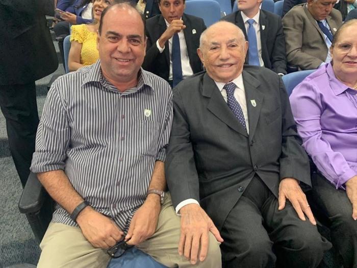 Prefeito de Fátima participa, em Palmas, do lançamento do Programa Governo Municipalista
