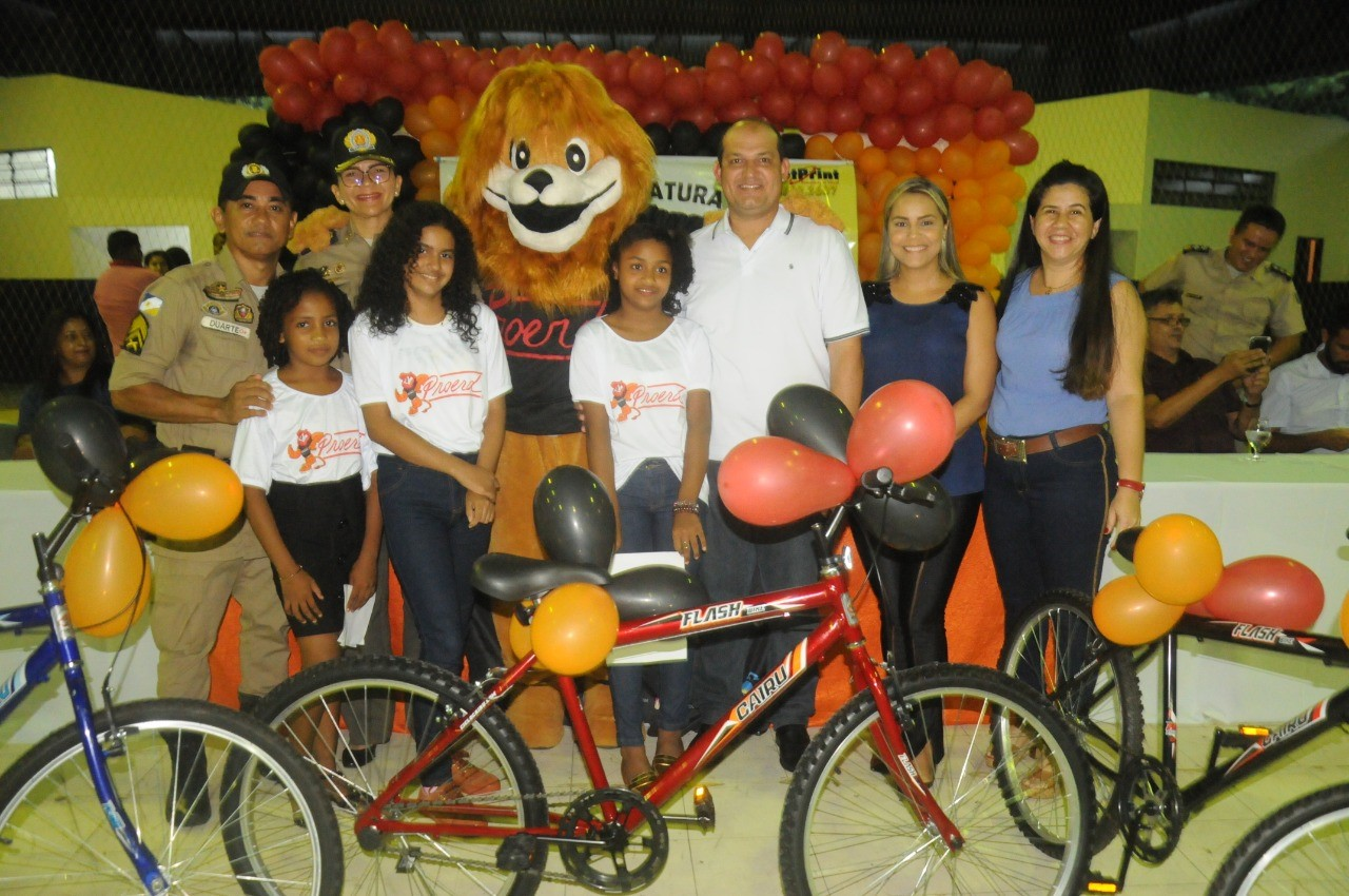 Prefeitura de Miracema e Polícia Militar formam alunos do Proerd
