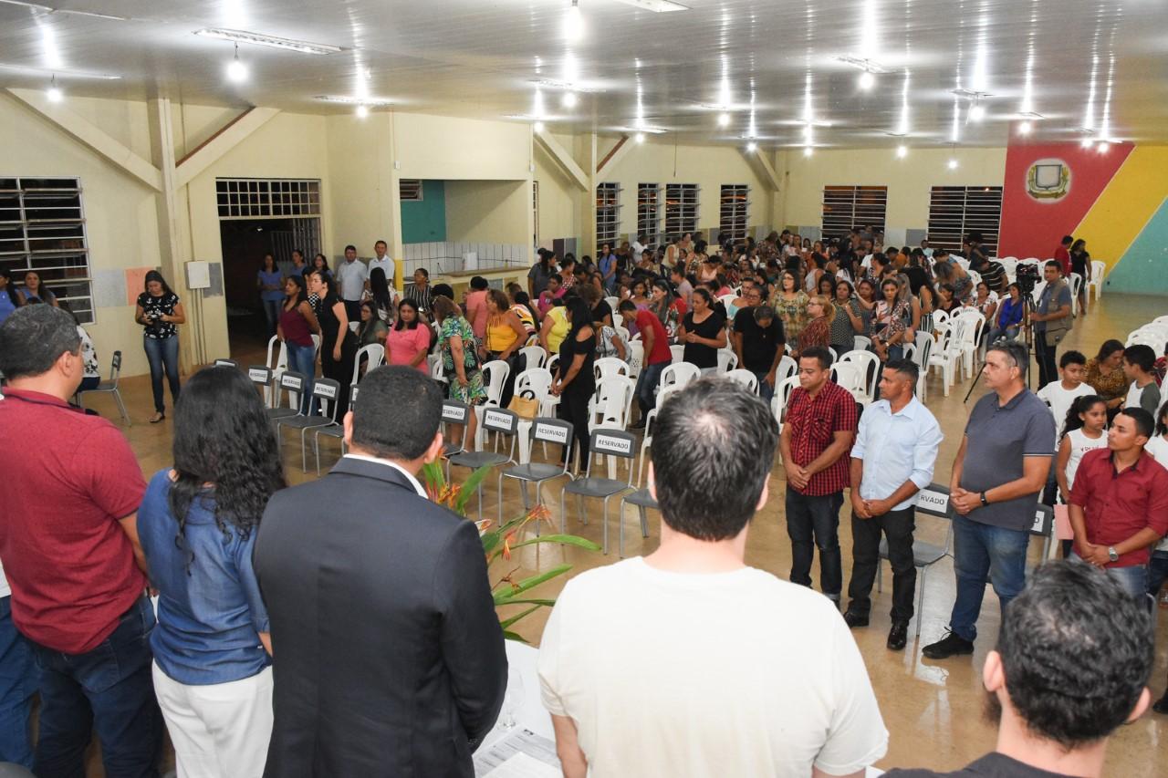 Comunidade de Miracema debate qualidade da educação em audiência pública