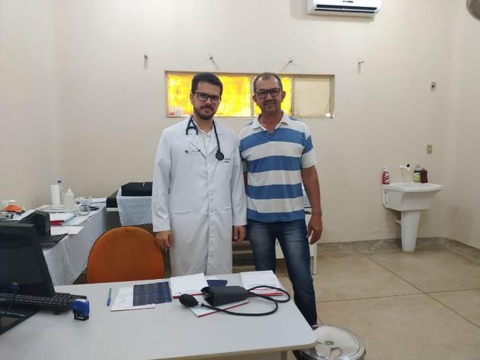 Saúde de Marianópolis promove exames e atendimento com médico cardiologista