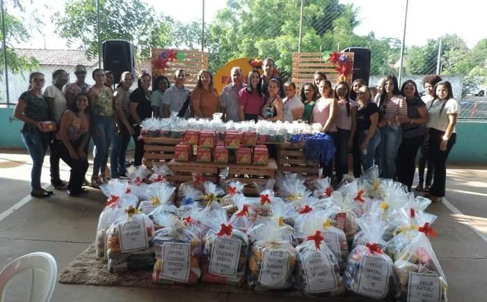 Unidade de ensino municipal de Fátima realiza última edição do 'Dia da Família na Escola'