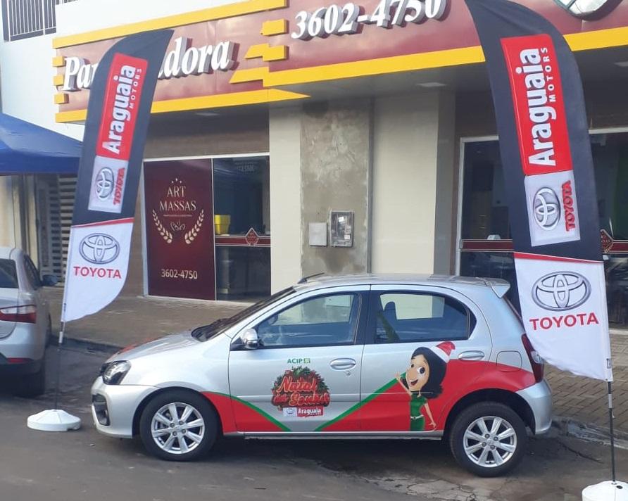 ACIP e Araguaia Motors visitam cidades do Vale do Araguaia na Caravana Natal dos Sonhos