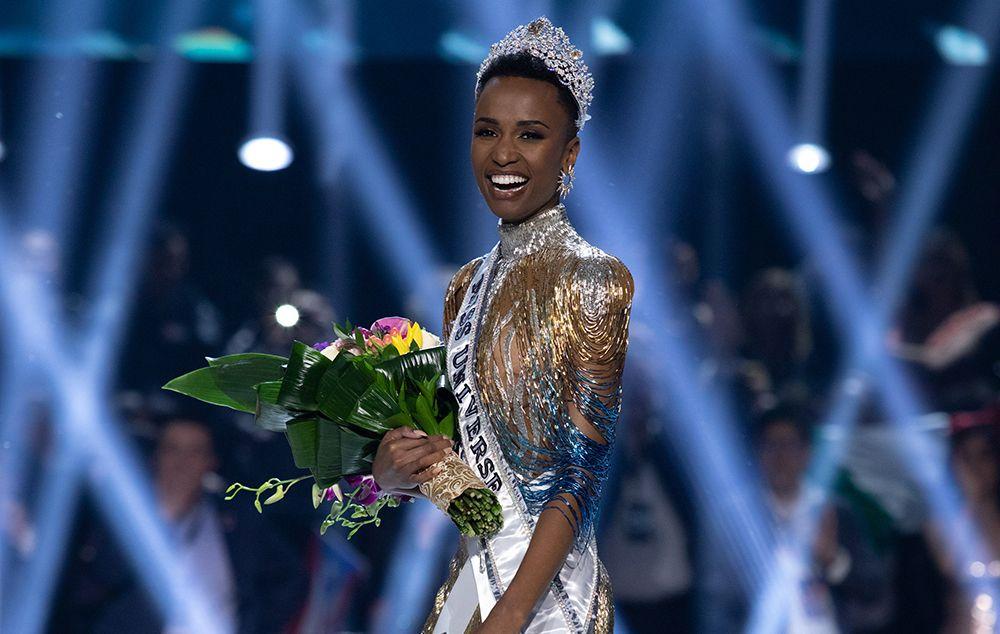 Representante da África do Sul, Zozibini Tunzi é a nova Miss Universo