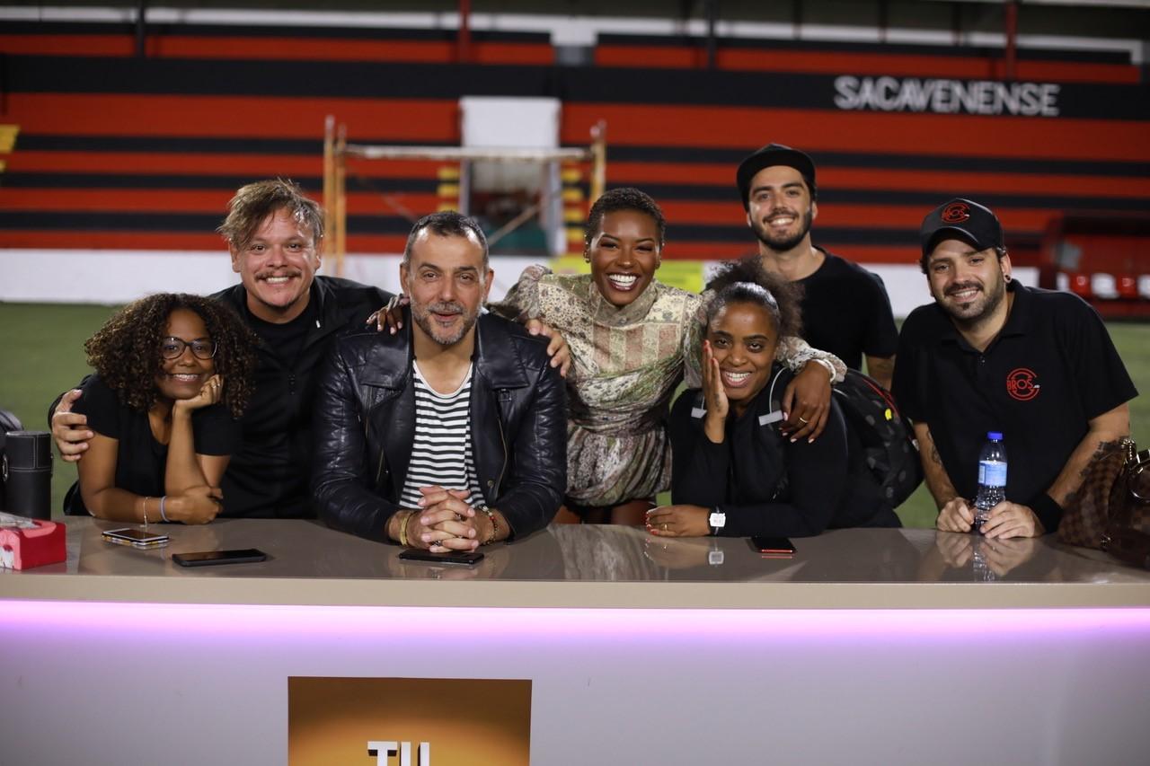 Com direção do brasileiro Drico Mello, Programa Tu Consegues em Portugal estreia sábado no canal SIC CARAS