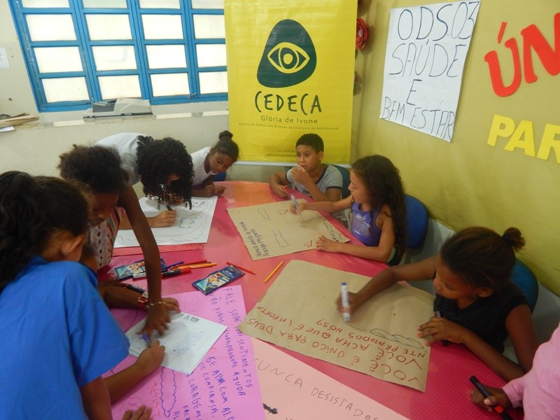 Recreios escolares no Taquari têm como tema os Objetivos de Desenvolvimento Sustentável
