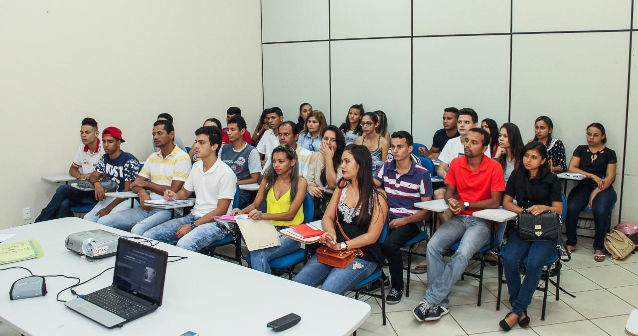 Governo abre inscrições para curso gratuito de Dicção e Oratória no Sine de Palmas