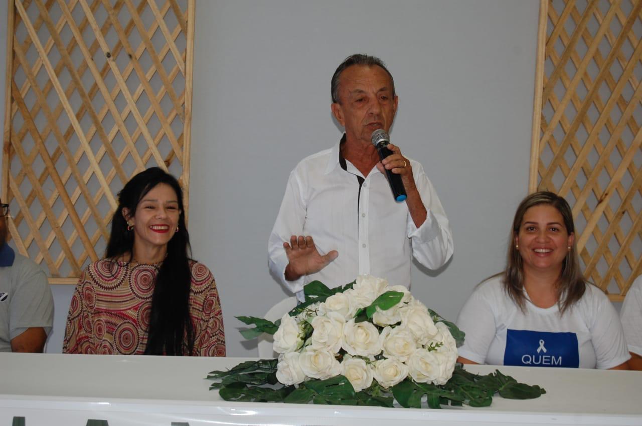 Palestra sobre depressão marca programação do Janeiro Branco em Lagoa da Confusão