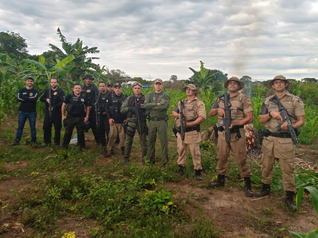 Polícias Civil e Militar realizam diversas prisões em Araguaína