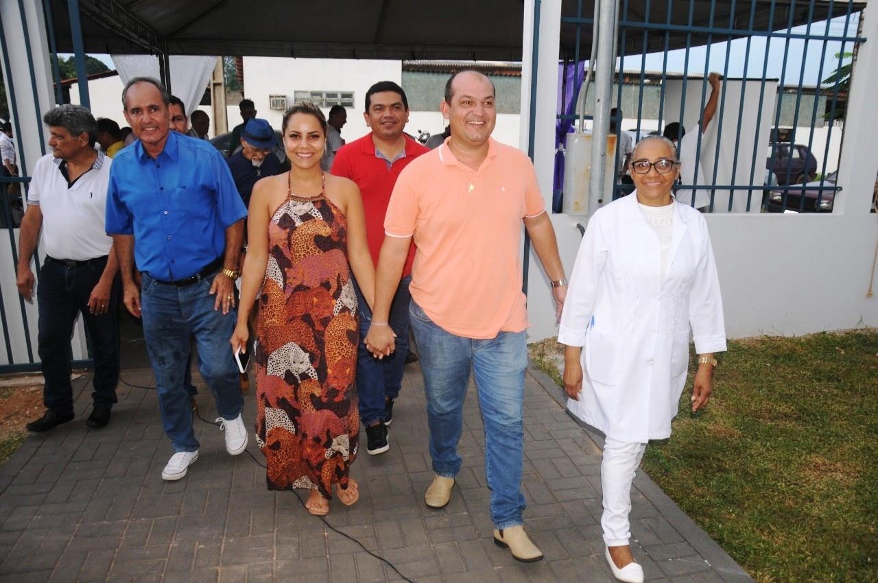Prefeitura de Miracema entrega reforma da UBS Alaídes Nunes do Amaral