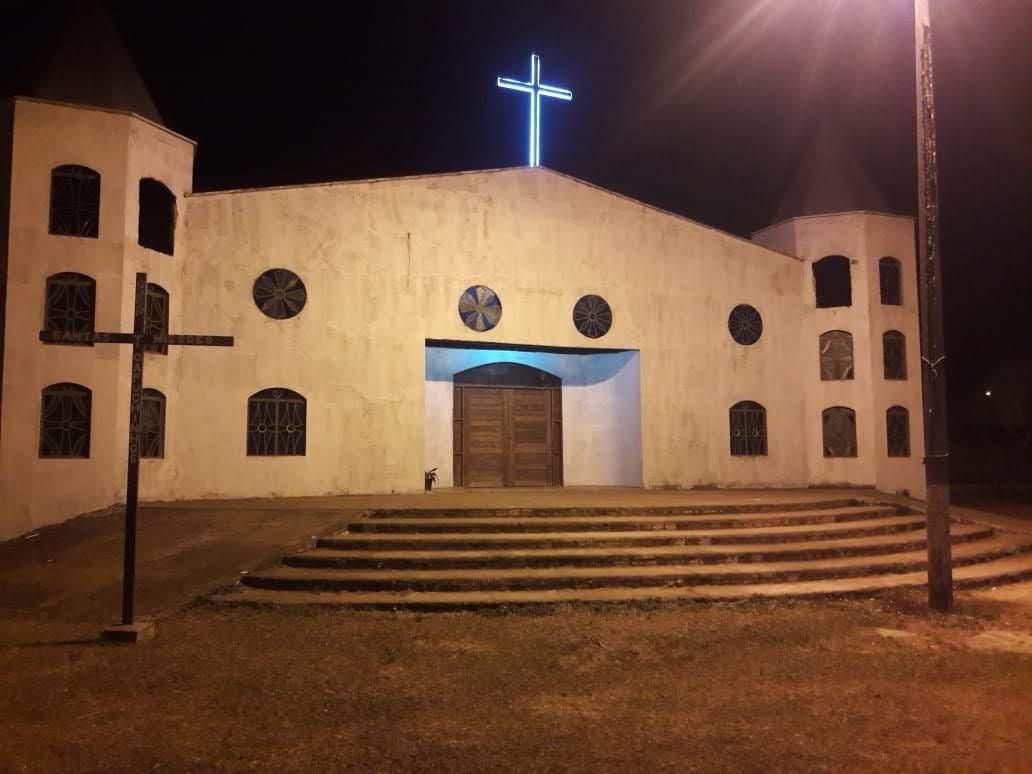Sacrário e âmbulas de igreja de Marianópolis são furtados nesta madrugada