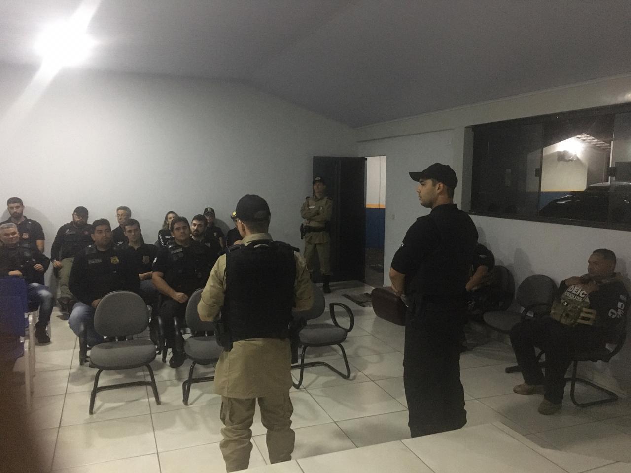 Suspeito por tráfico de drogas e preso pela Polícia Civil em Paraíso