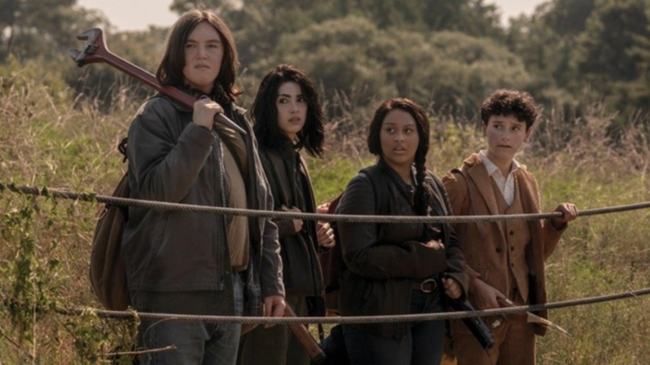 """""""The Walking Dead: World Beyond"""" estreia na AMC na segunda-feira, 13 de abril"""