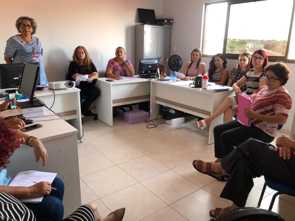 Secretaria Municipal de Educação e Cultura de Paraíso inicia planejamento das formações continuadas de 2020
