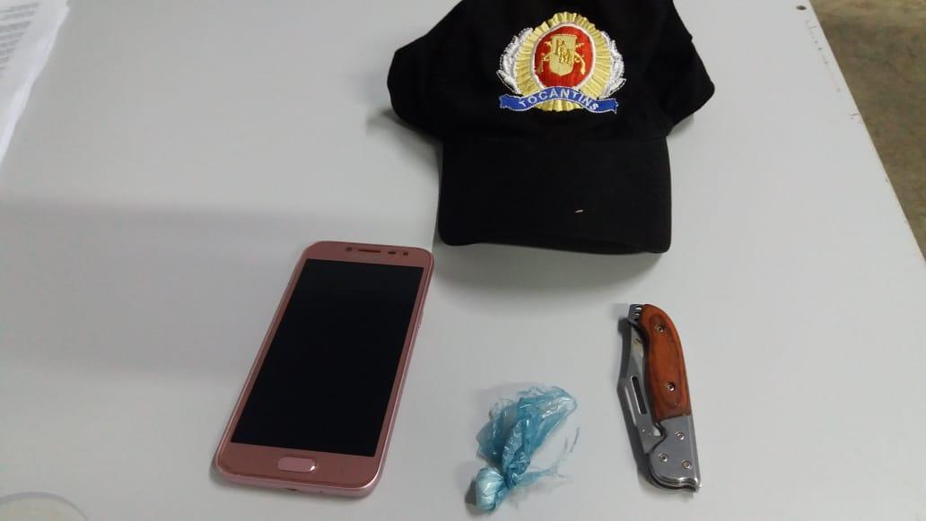 Polícia Militar prende em flagrante autor de vários roubos em Paraíso