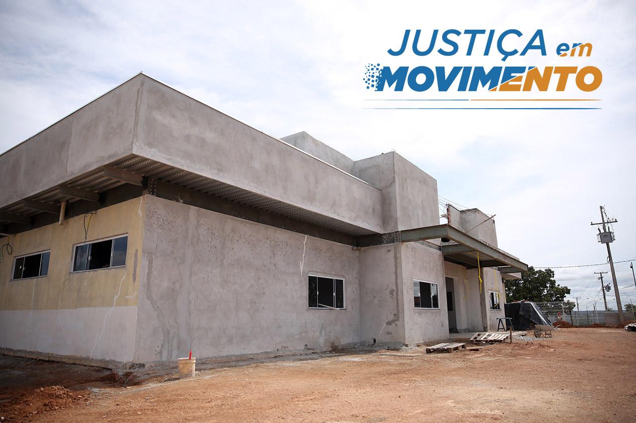 Inauguração de obras modernas, acessíveis e sustentáveis marcará gestão do TJTO em 2020