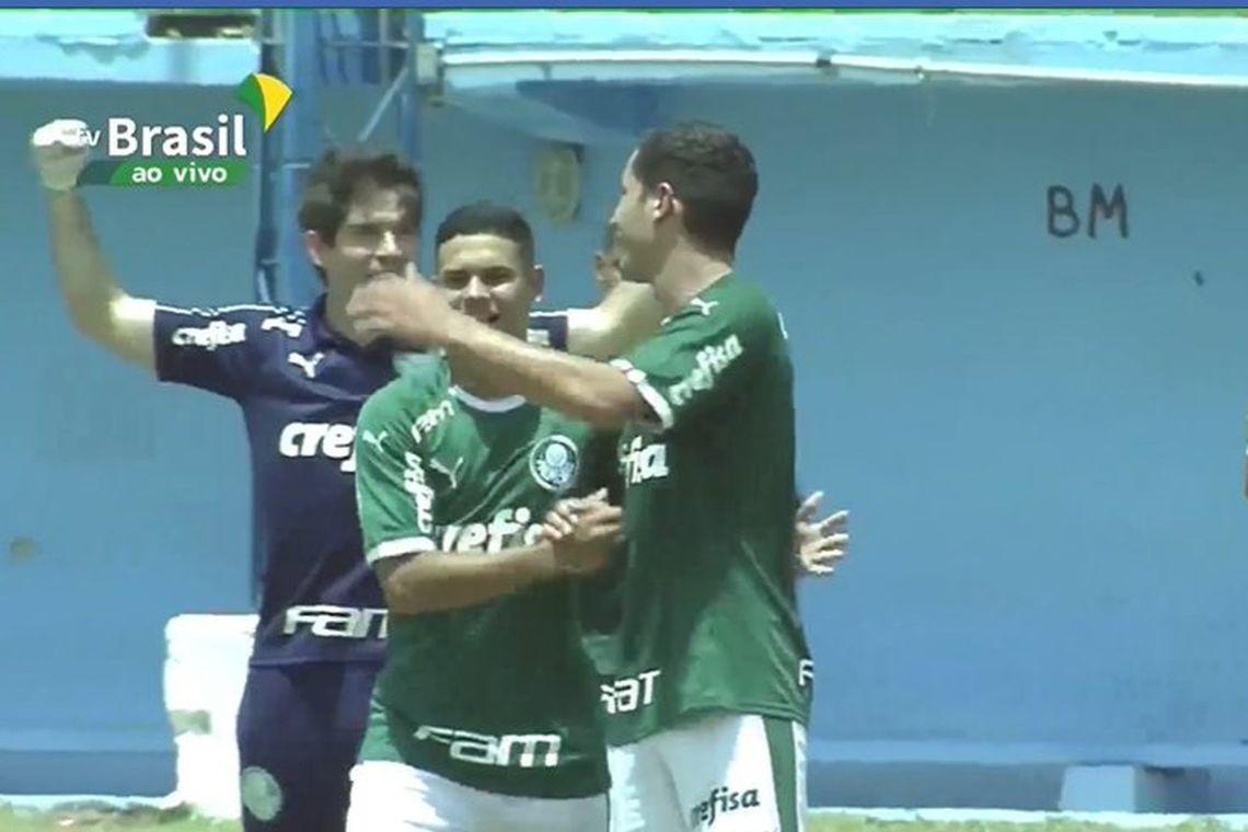 Palmeiras vence Juventude e fatura bicampeonato na Copa Santiago