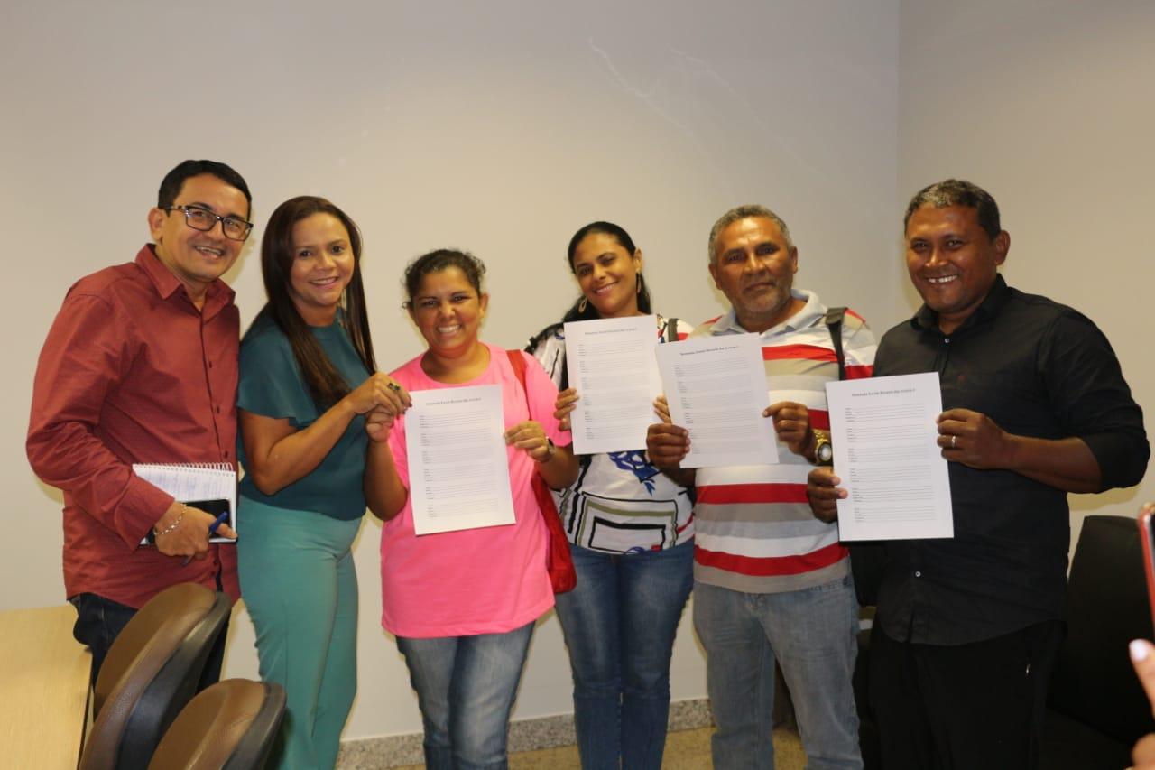 Sesmu inicia implantação do sistema de transporte coletivo no Residencial Araras I em Palmas