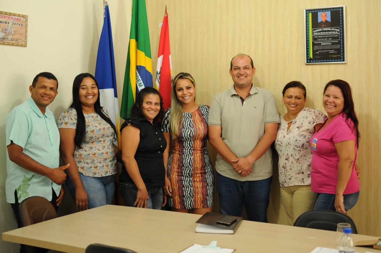 Prefeito de Miracema recebe Conselheiros Tutelares e dialoga sobre melhorias no atendimento