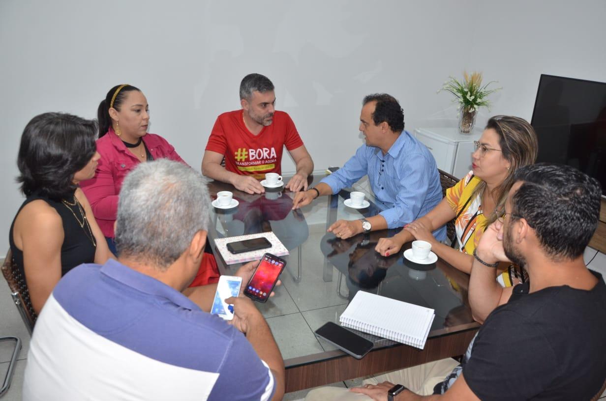 Prefeitura de Porto Nacional e ITPAC se reúnem para buscar melhorias de atendimento aos estudantes