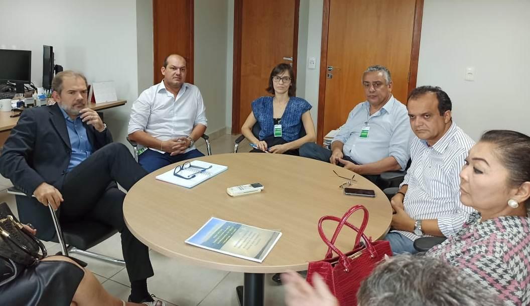 Prefeito de Miracema participa de reunião do CI-Lago