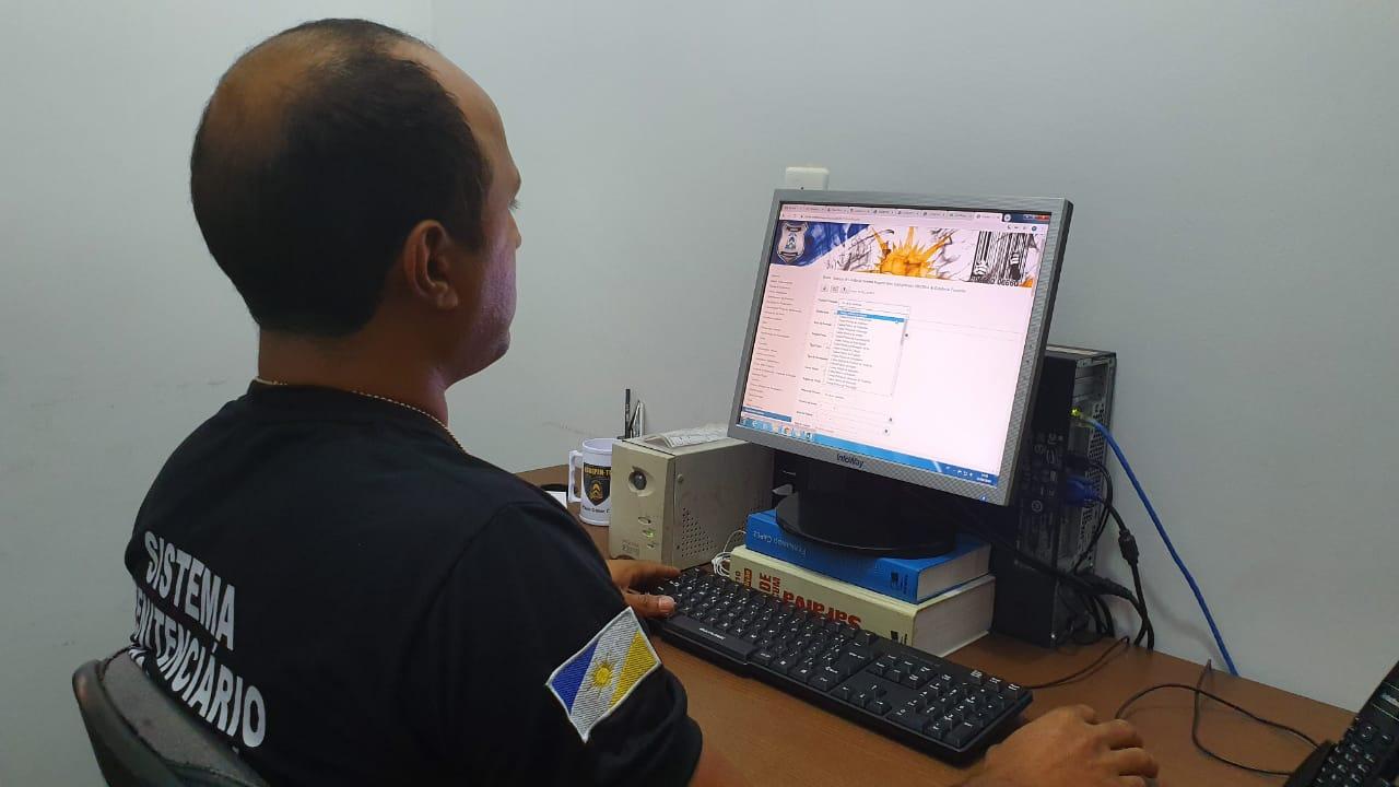 Governo do Tocantins implanta sistema de gerenciamento da população carcerária e socioeducativa