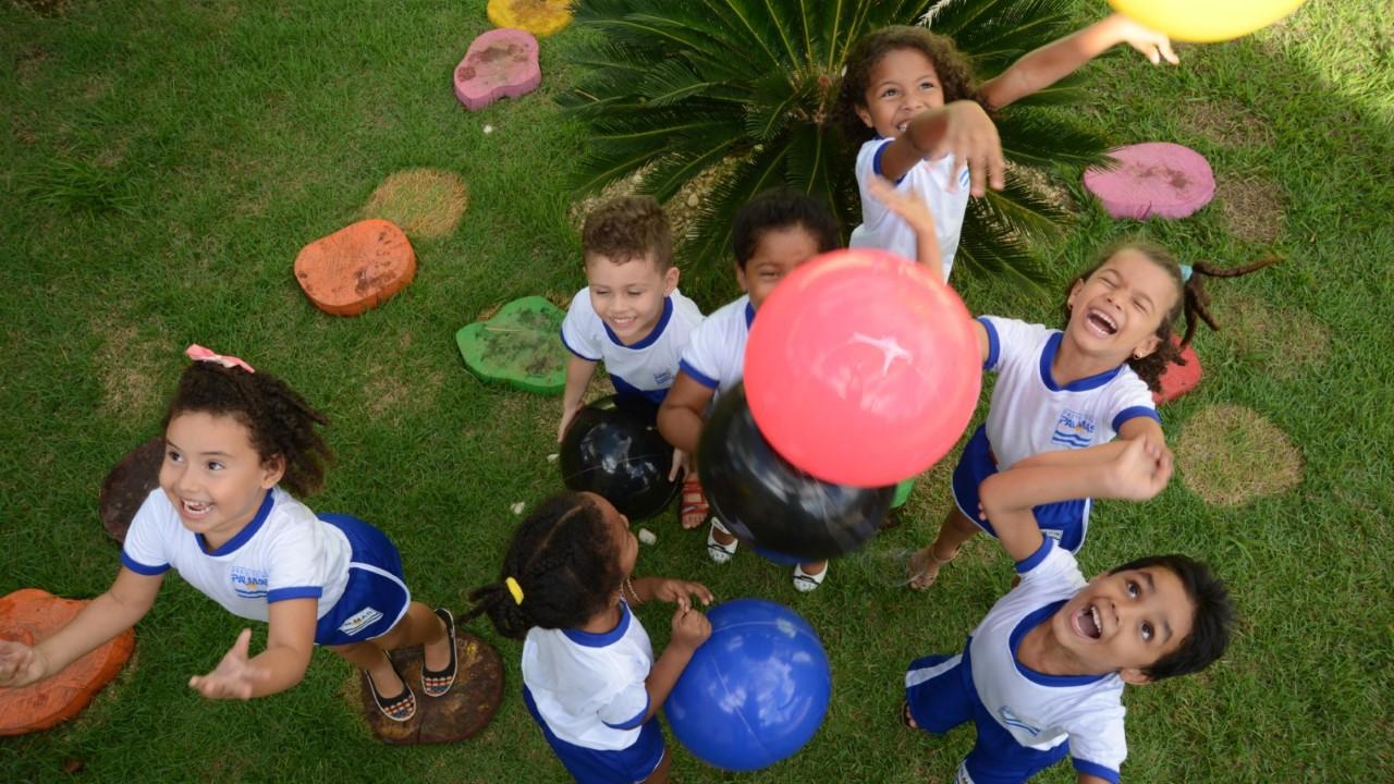 Escolas municipais de Palmas retomam atividades nesta quinta-feira, 23