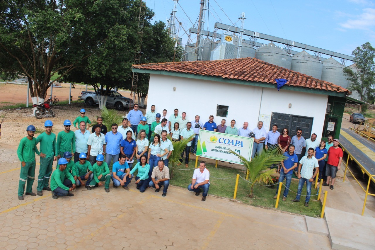 Pedro Afonso capital da soja e do intercooperativismo no Tocantins