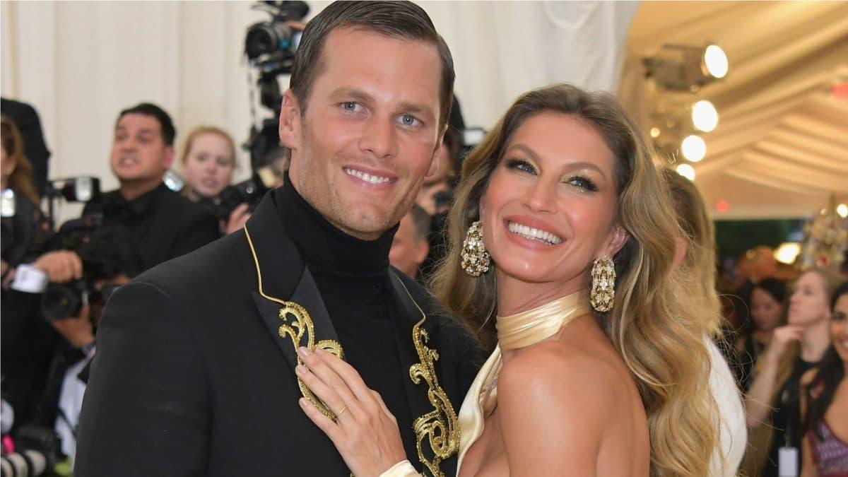 Suposta separação de Gisele Bündchen e Tom Brady 'não procede', diz assessoria